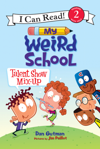 My Weird School: Talent Show Mix-Up my weird school goes to the museum level 2