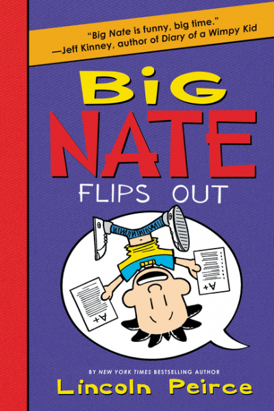 Big Nate Flips Out lo not equal пиджак