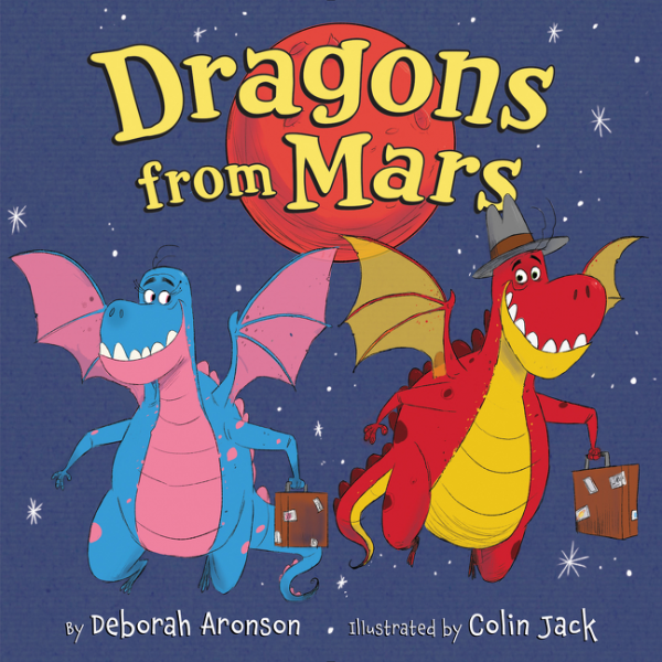 Dragons from Mars teddy mars book 3 almost an outlaw