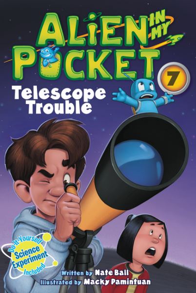 Alien in My Pocket #7: Telescope Troubles love my rifle more than you – young and female in the us army