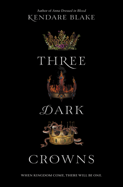 Three Dark Crowns dumas alexandre the royal life guard or the flight of the royal family