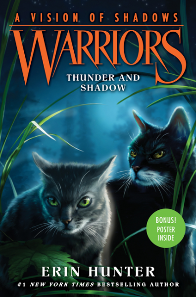 Warriors: A Vision of Shadows #2: Thunder and Shadow hunter е warriors omen of the stars 4 sign of the moon