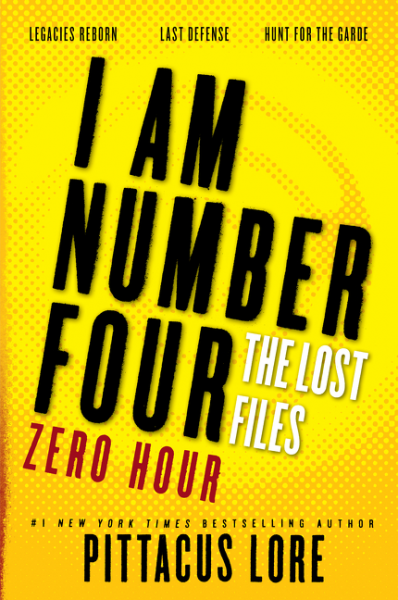 Фото I Am Number Four: The Lost Files: Zero Hour
