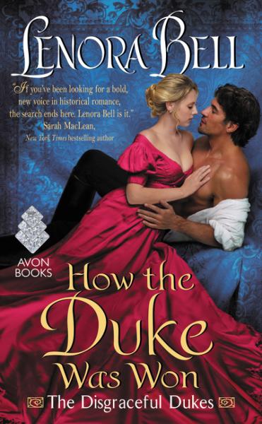 How the Duke Was Won courtesan duchess