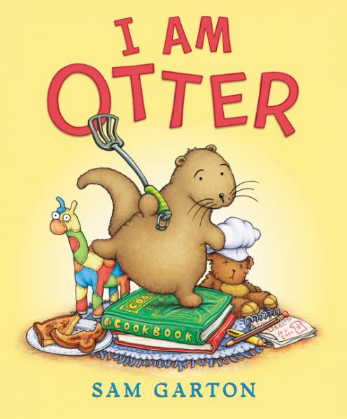 I Am Otter Board Book llama llama sand and sun
