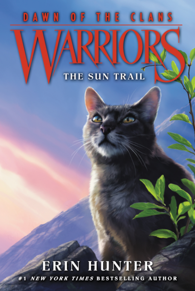 Warriors: Dawn of the Clans №1: The Sun Trail hard nuts of history warriors
