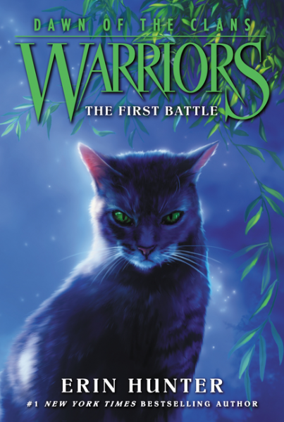 Warriors: Dawn of the Clans №3: The First Battle