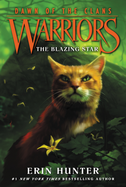 Warriors: Dawn of the Clans №4: The Blazing Star the counterlife