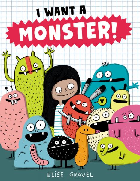I Want a Monster! i want a pet