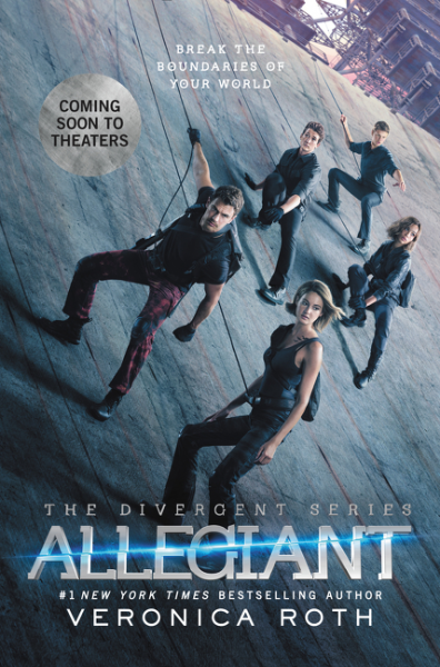 Allegiant Movie Tie-in Edition insurgent