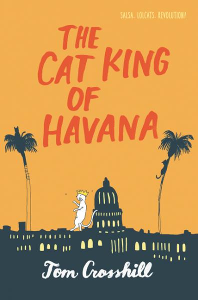 The Cat King of Havana half a king