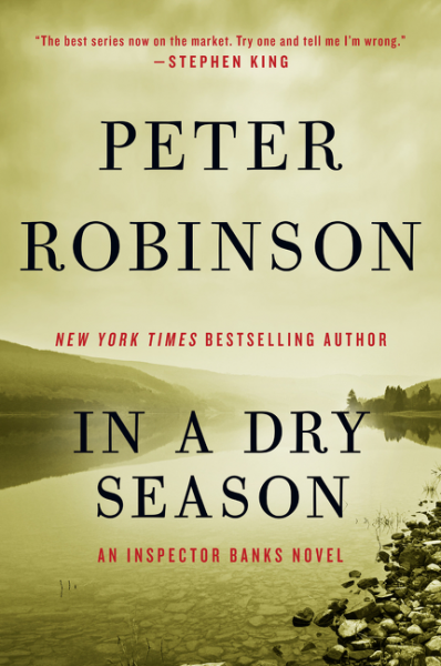 In a Dry Season peter robinson dci banks dry bones that dream