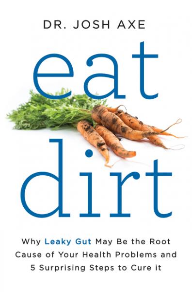 Eat Dirt good gut the
