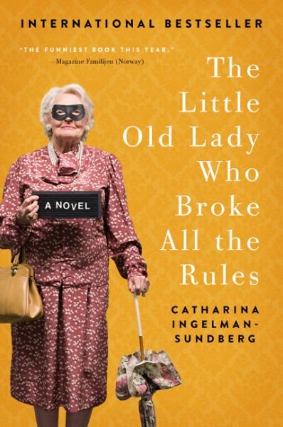 The Little Old Lady Who Broke All the Rules cook в trumbo a biography of the oscar winning screenwriter who broke the hollywood blacklist film tie