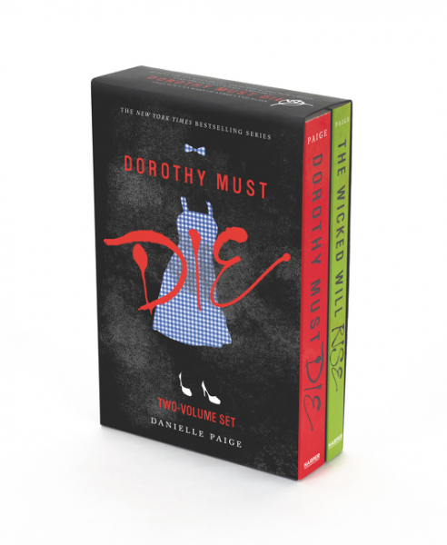 Dorothy Must Die 2-Book Box Set платье dorothy perkins dorothy perkins do005ewrfj00