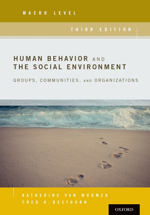 Human Behavior and the Social Environment, Macro Level john ruscio 50 great myths of popular psychology shattering widespread misconceptions about human behavior