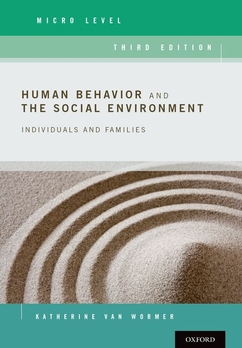 Human Behavior and the Social Environment, Micro Level christopher hadnagy social engineering the art of human hacking