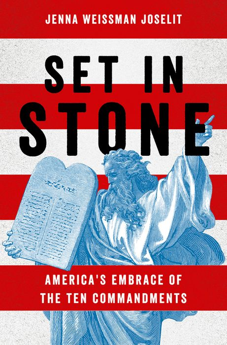 Set in Stone the historian
