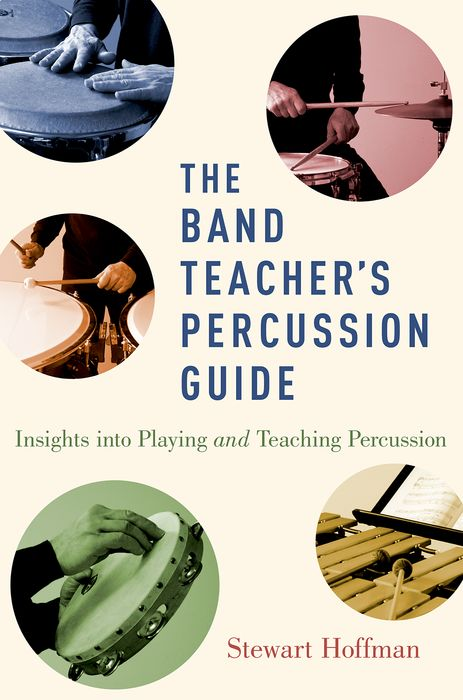 The Band Teacher's Percussion Guide
