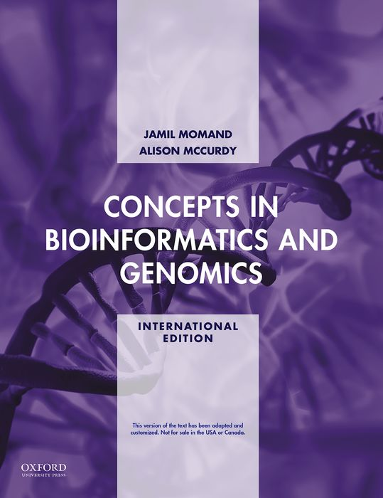 Concepts in Genomics and Bioinformatics