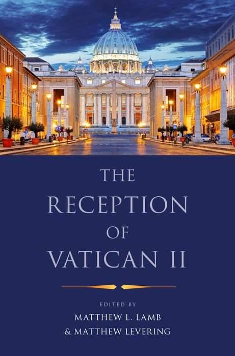 The Reception of Vatican II the bostonians ii