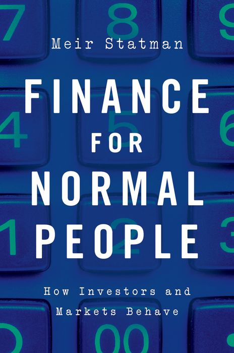 Finance for Normal People neither peace nor honor