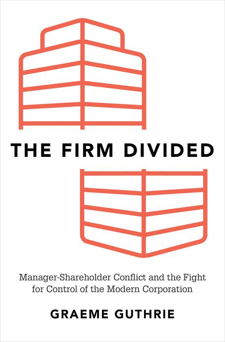 The Firm Divided corporate governance capital structure and firm value