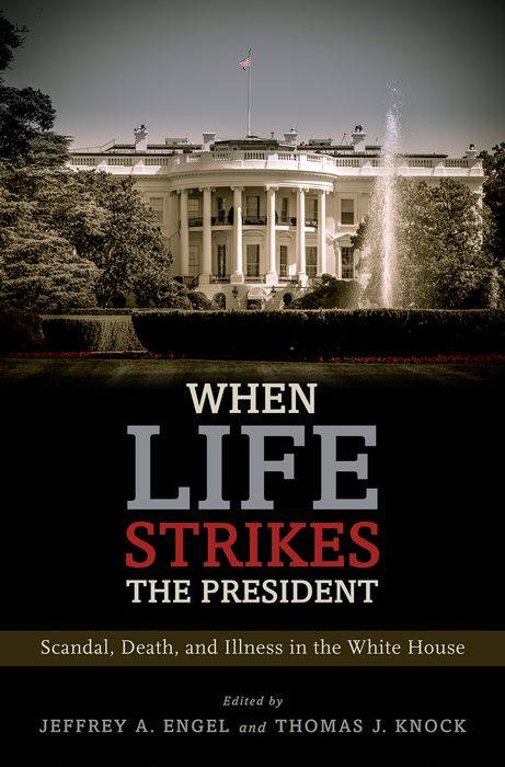 When Life Strikes the President the president s gardens