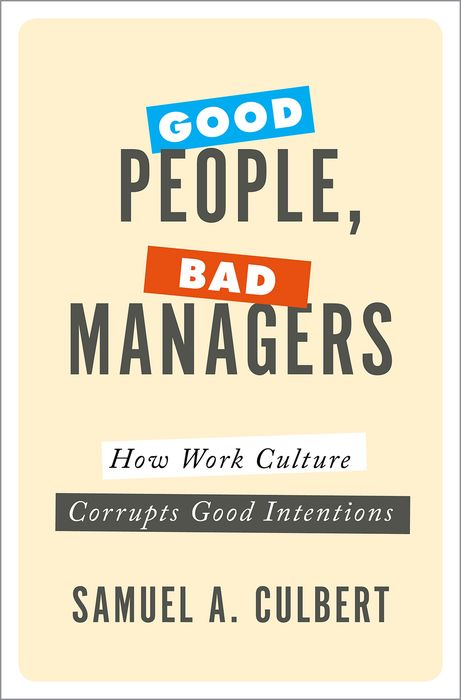 Good People, Bad Managers scott  kays five key lessons from top money managers