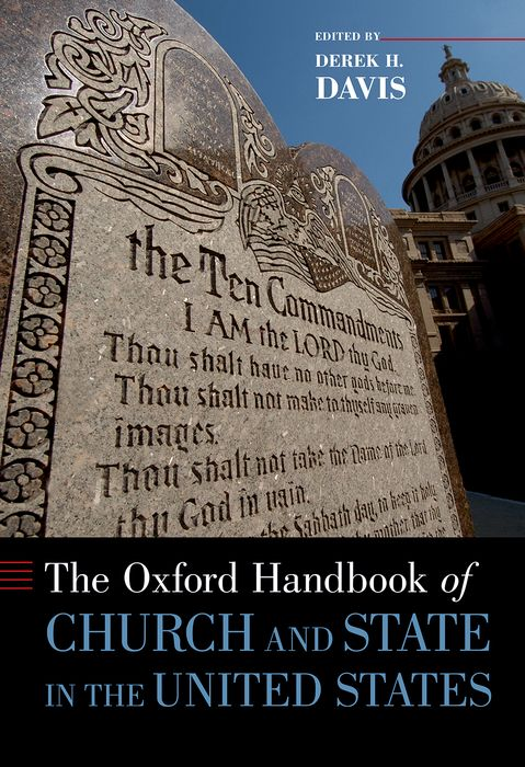 The Oxford Handbook of Church and State in the United States handbook of the exhibition of napier relics and of books instruments and devices for facilitating calculation