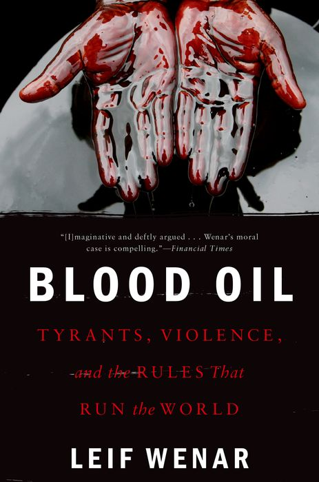 Blood Oil democracy in america nce