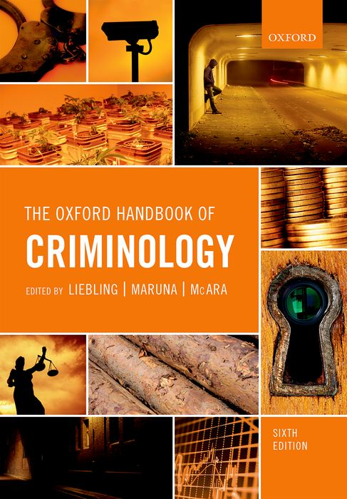цена The Oxford Handbook of Criminology