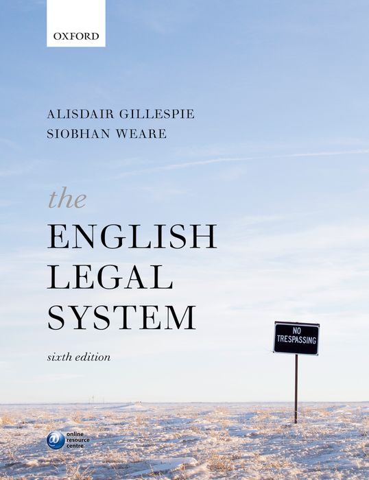 The English Legal System absolute legal english book english for international law cd rom