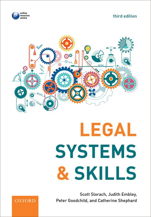 Legal Systems & Skills court and legal skills