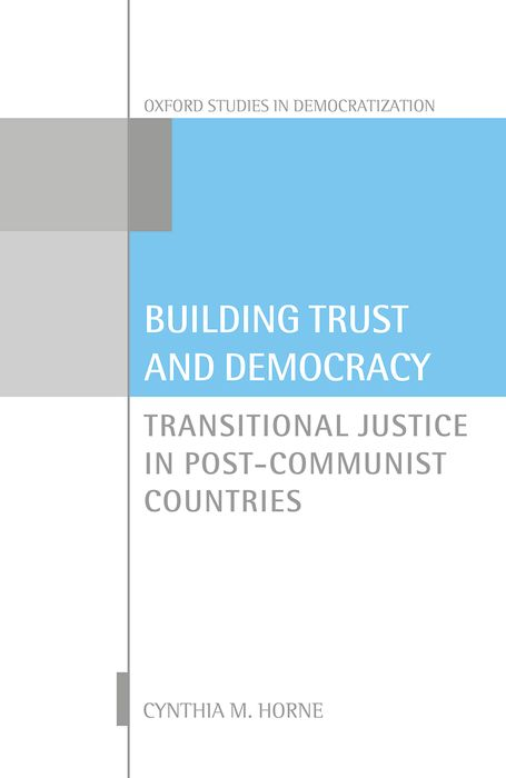 Building Trust and Democracy democracy in america nce