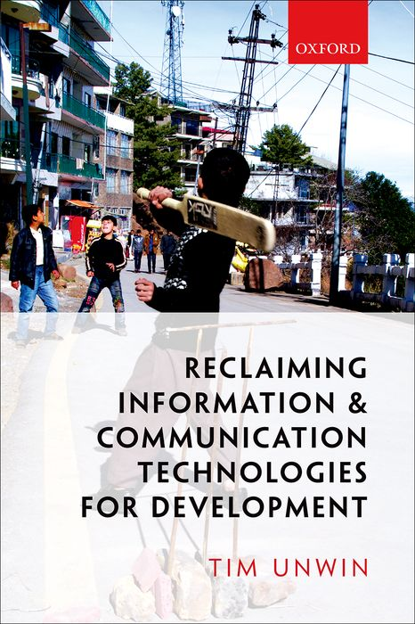 Reclaiming Information and Communication Technologies for Development effect of information and communication technology on research and development activities