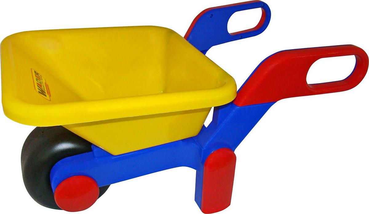 Полесье Игрушка для песочницы Тачка №4 полесье игрушка пластм тачка садовод полесье