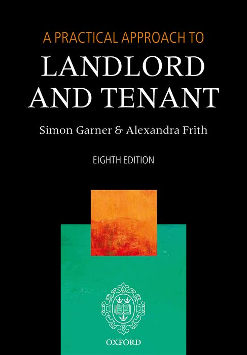A Practical Approach to Landlord and Tenant a practical approach to landlord and tenant