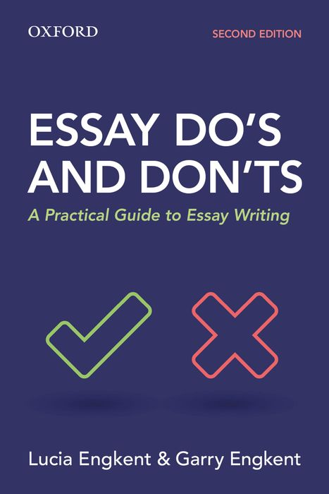 Essay Do's and Don'ts