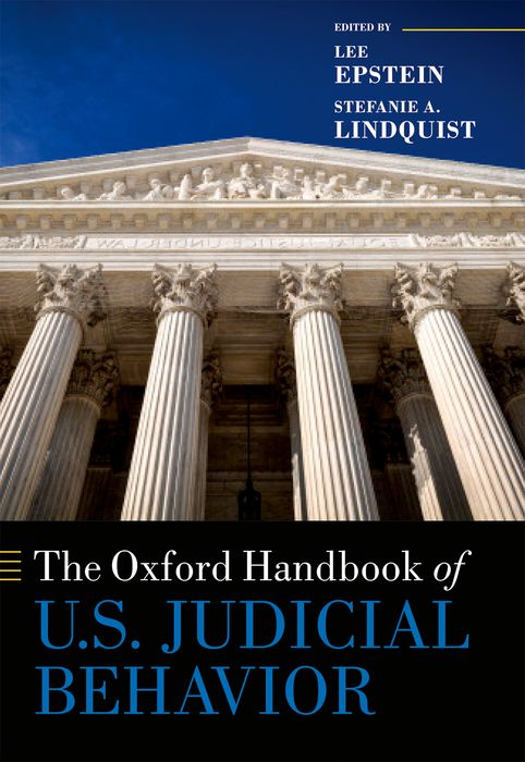 The Oxford Handbook of U.S. Judicial Behavior stephen denning the leader s guide to radical management reinventing the workplace for the 21st century