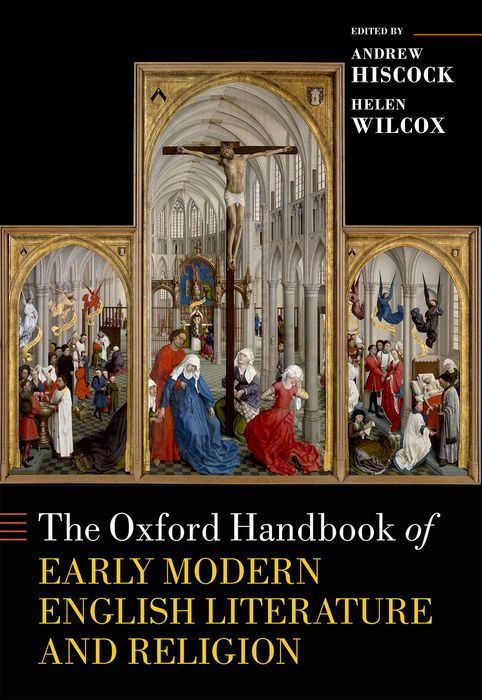 The Oxford Handbook of Early Modern Literature and Religion lateness and modern european literature