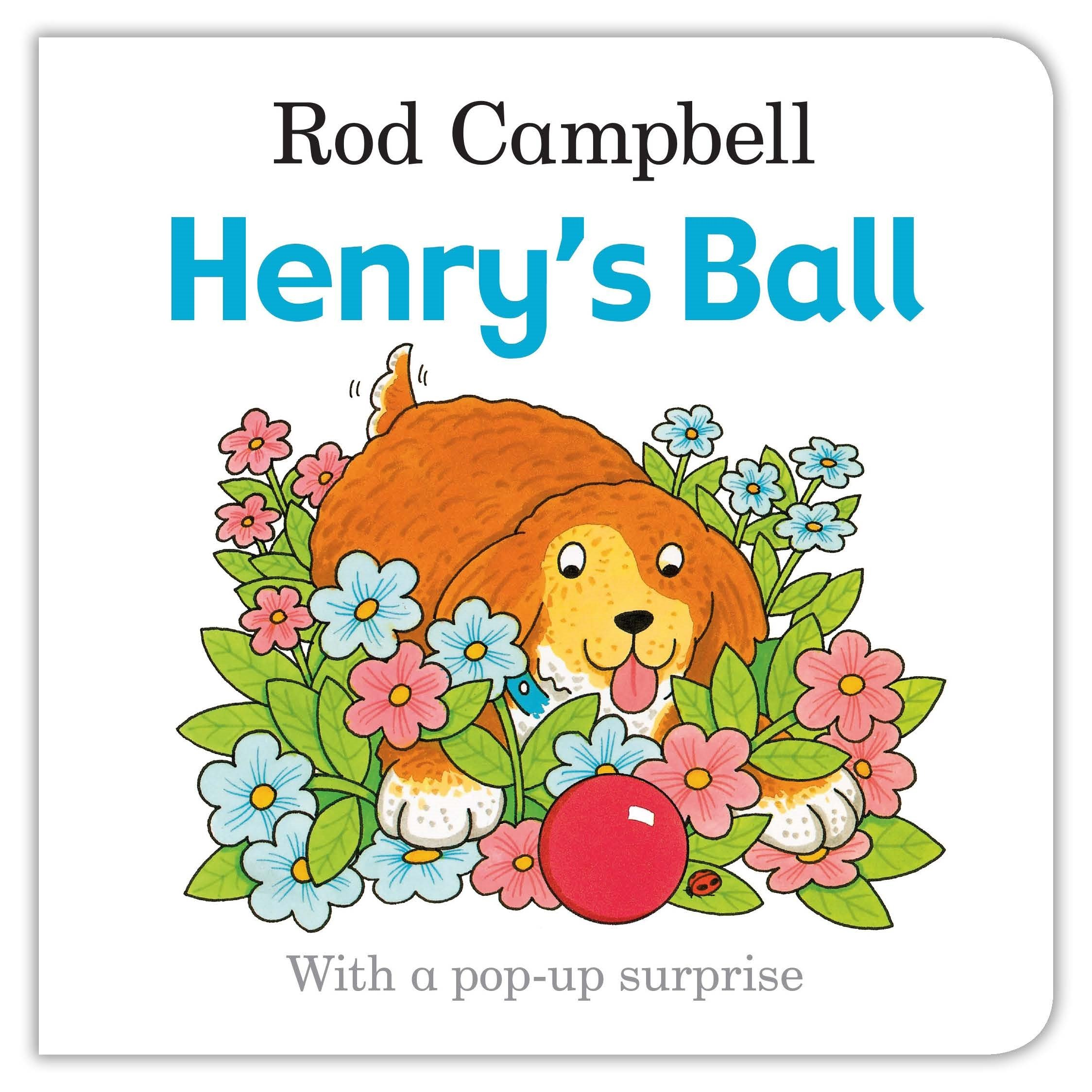 Henry's Ball spot dobble find it board game for children fun with family gathering the animals paper quality card