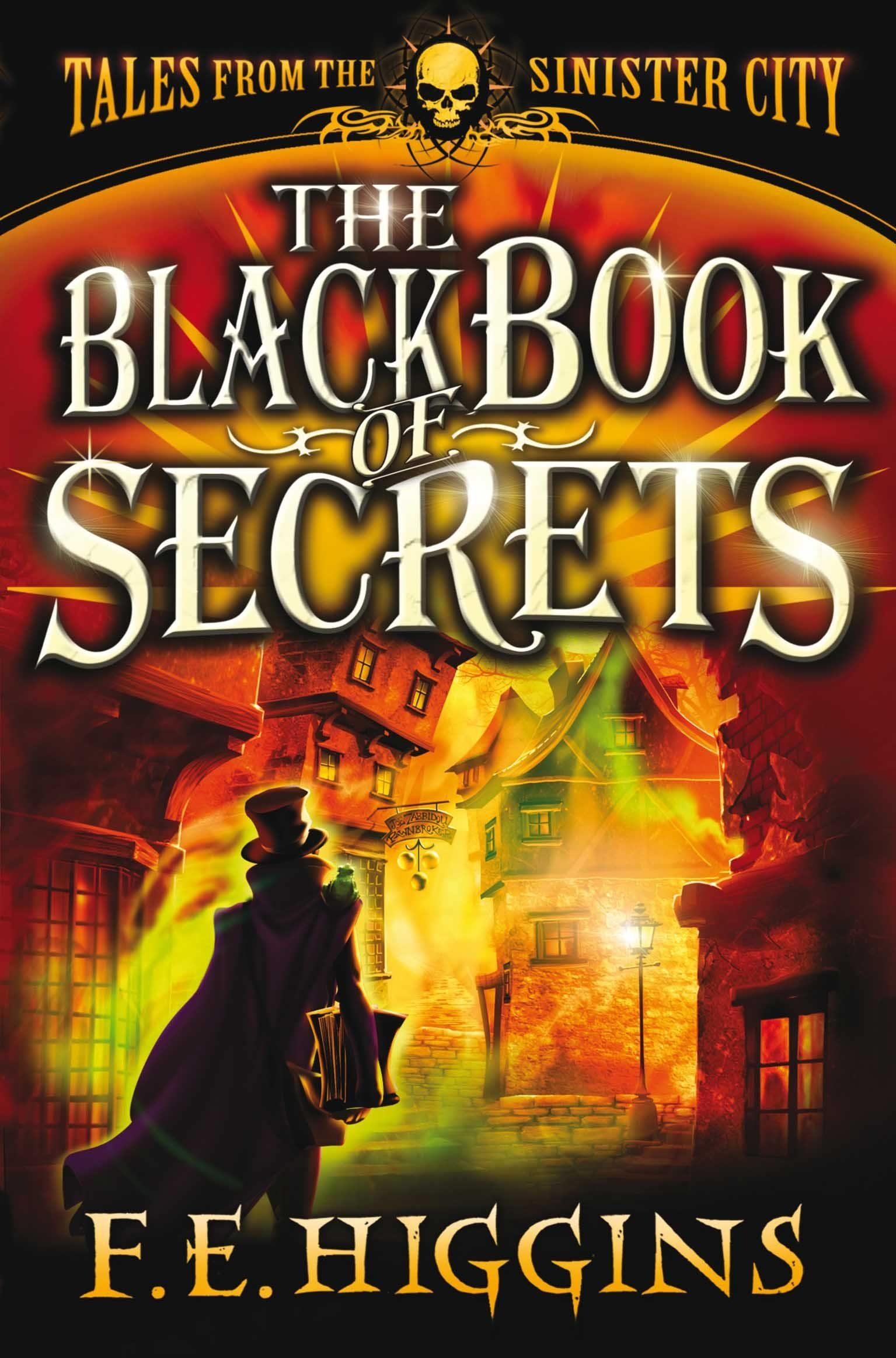 The Black Book of Secrets the jungle book