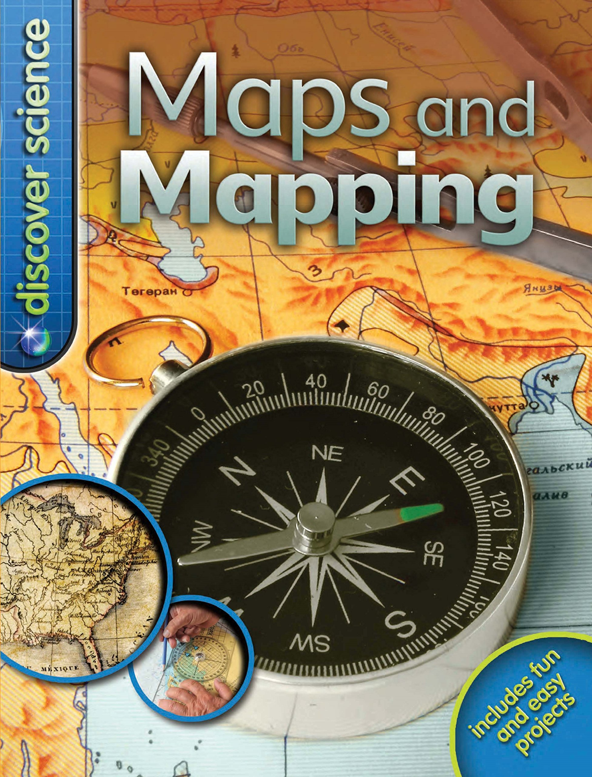 Discover Science: Maps and Mapping discover science mountains