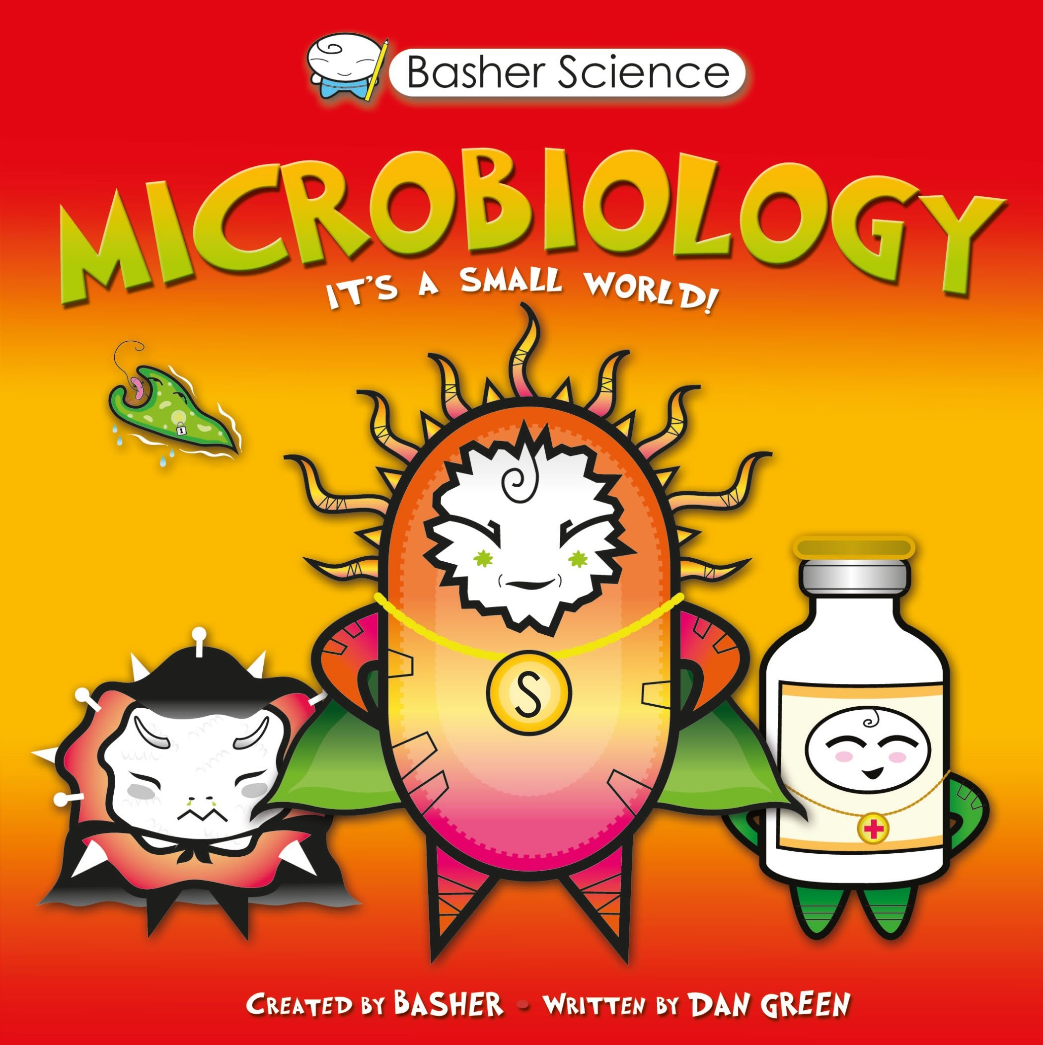 Basher Science: Microbiology сборник статей science and life proceedings of articles the international scientific conference czech republic karlovy vary – russia moscow 28–29 april 2016