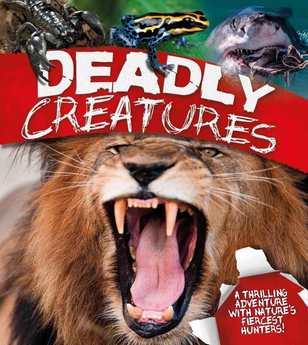 Deadly Creatures beautiful creatures
