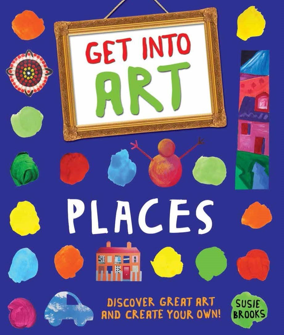 Get Into Art: Places springboard