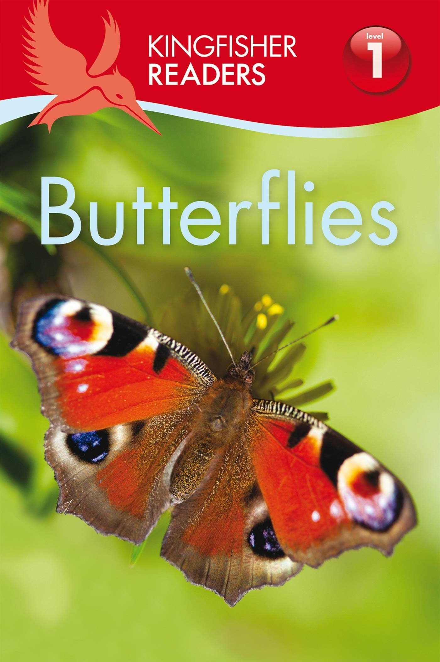 Kingfisher Readers: Butterflies (Level 1: Beginning to Read) butterflies in the barley
