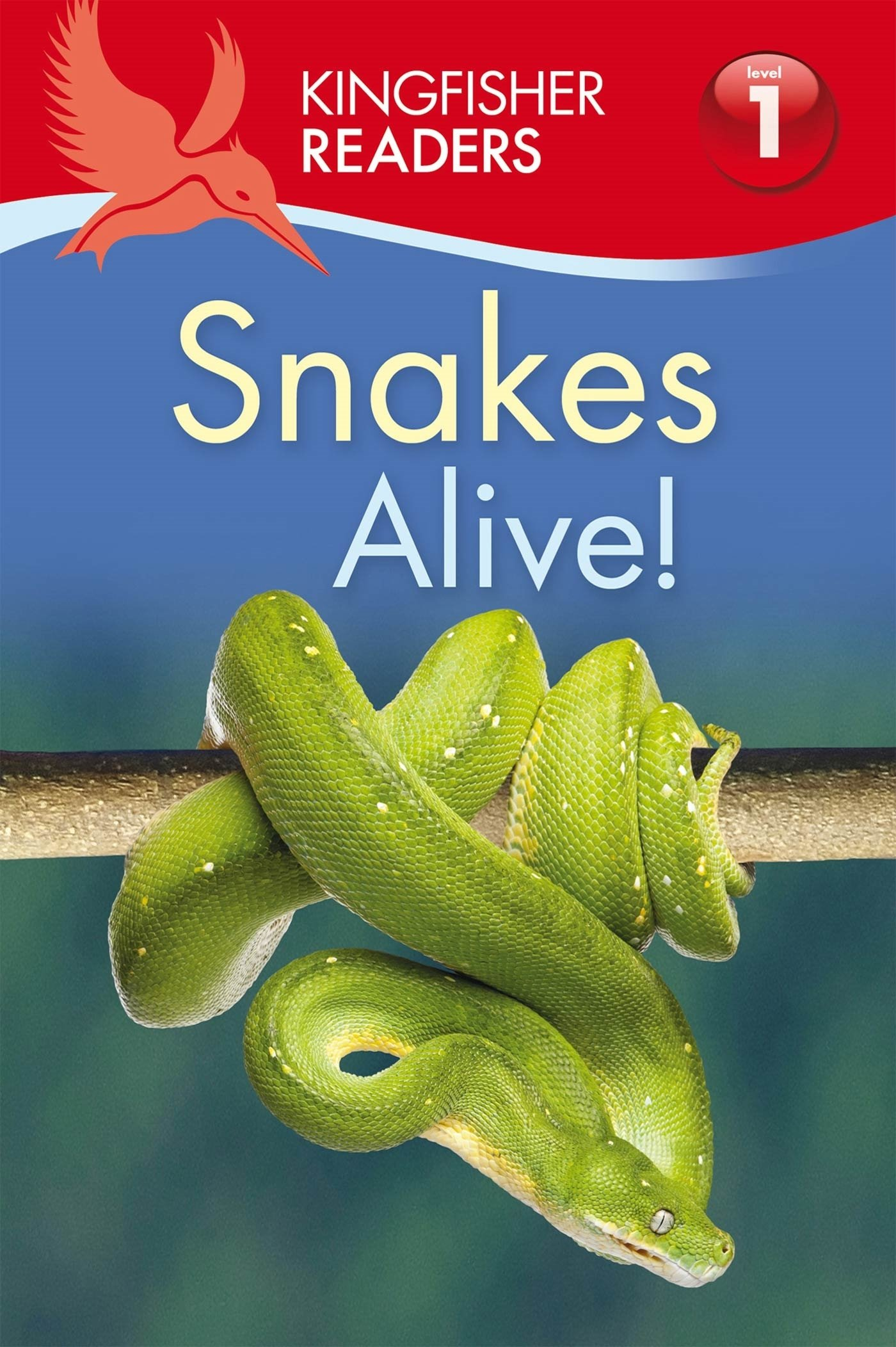 Kingfisher Readers: Snakes Alive! (Level 1: Beginning to Read) jennifer dussling slinky scaly snakes beginning 2