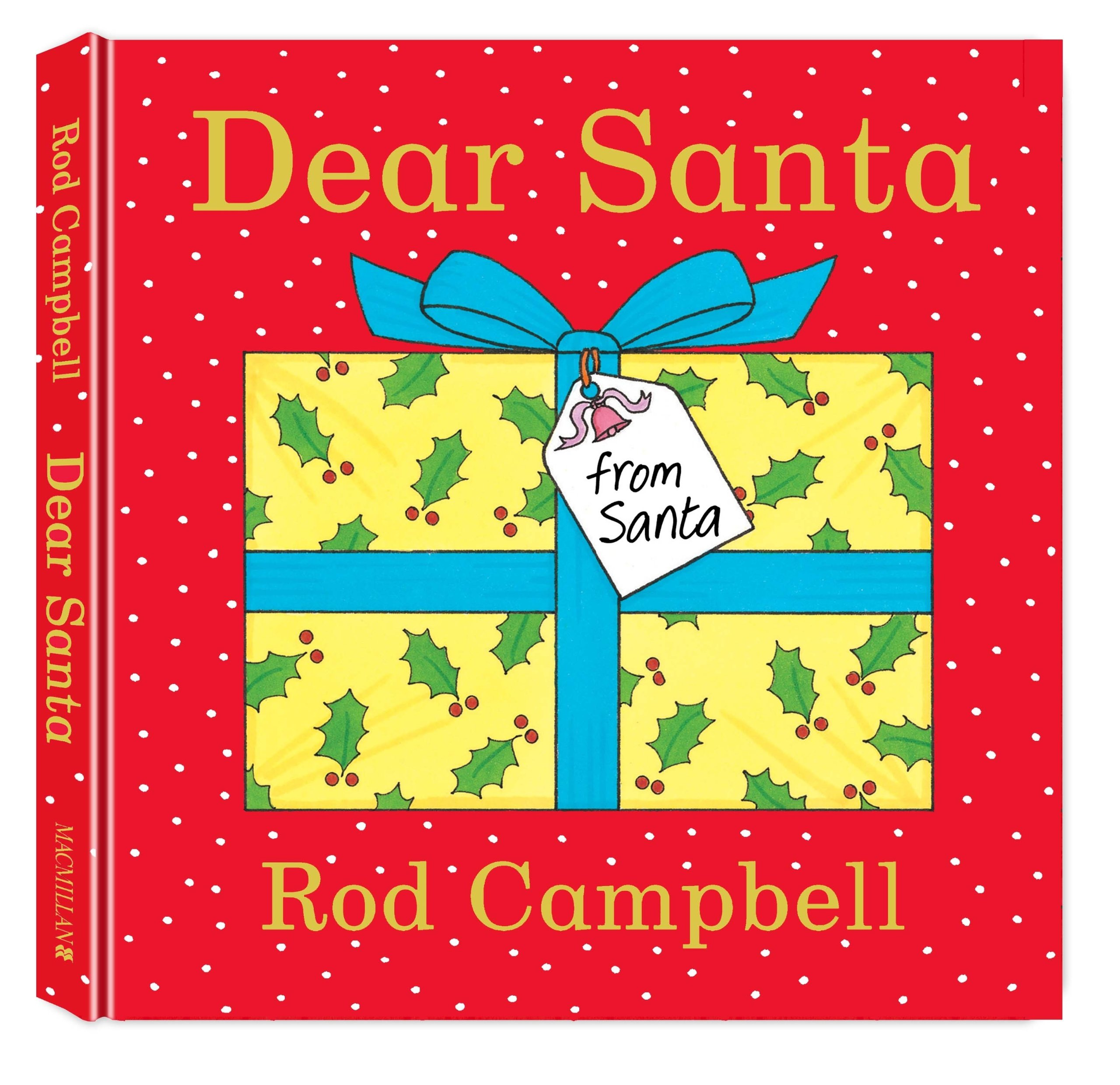 Dear Santa the biggest smallest christmas present